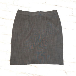 Halogen women's Gray  Pencil Skirt size 10P